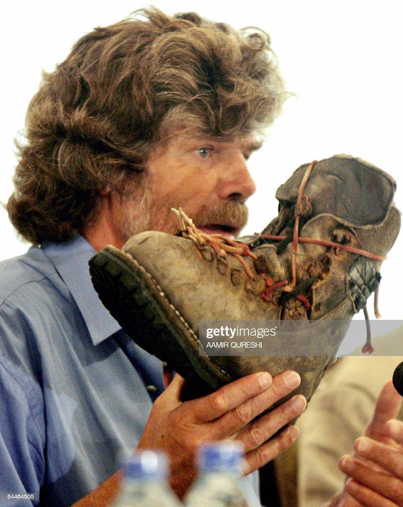 Reinhold Messner Bruder