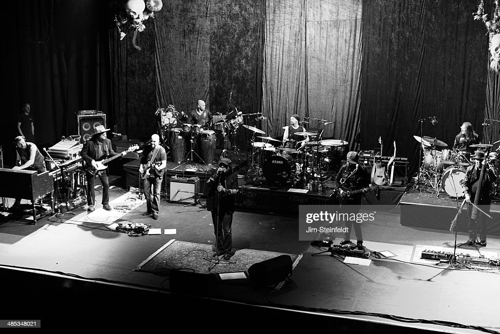 Zucchero Performs In Los Angeles : News Photo