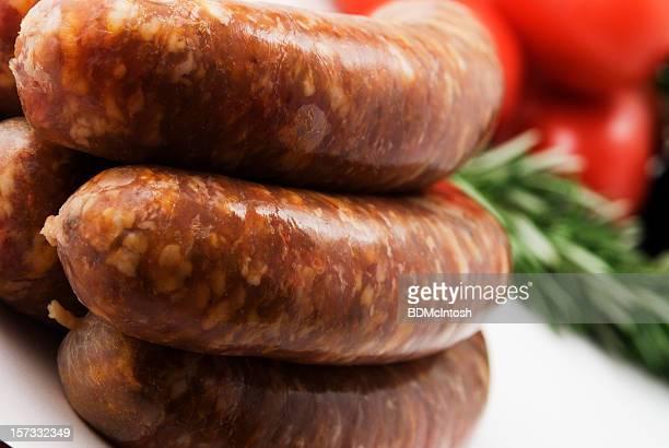 Italian sausage links