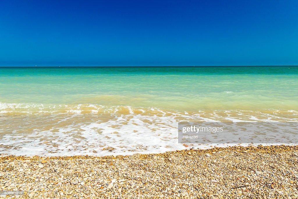 italian seaside : Stock Photo