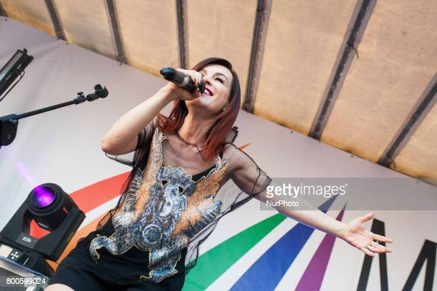 Alessia aquilani stock photos and pictures getty images for Alias shop milano