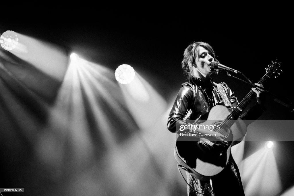 Carmen Consoli Performs In Milan : News Photo