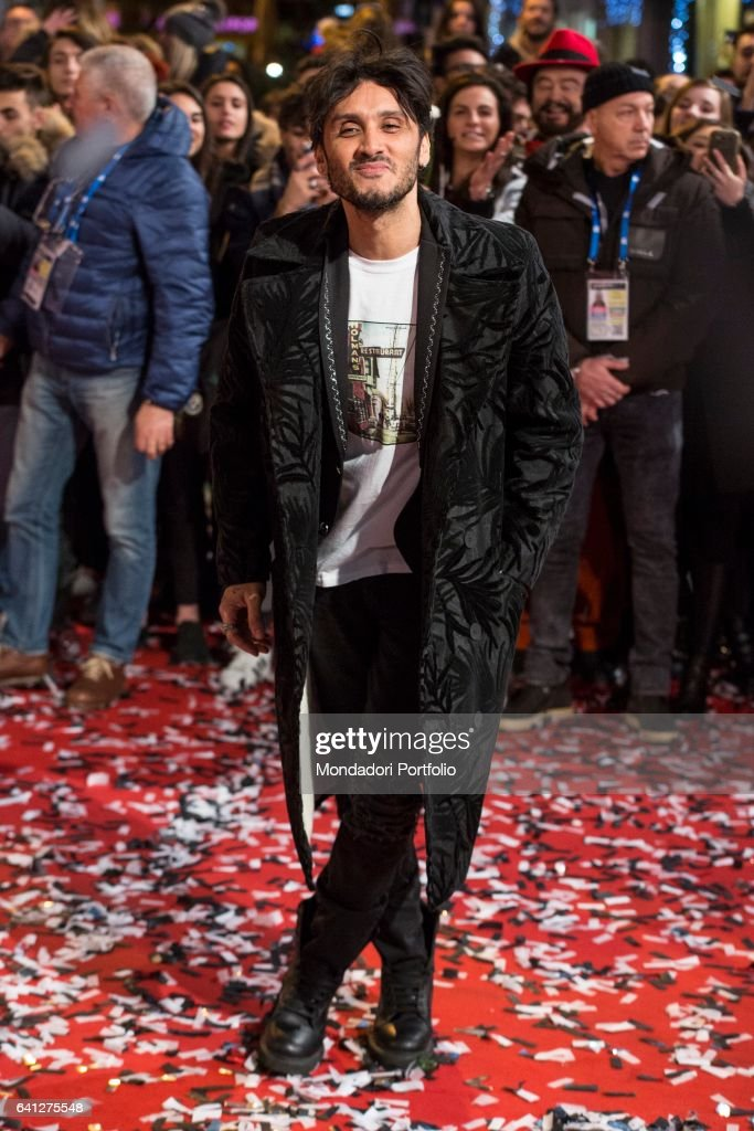 67° Sanremo Music Festival - Red Carpet