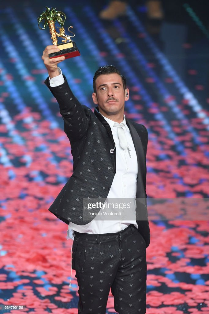 Sanremo 2017 - Day 5 - Closing Night