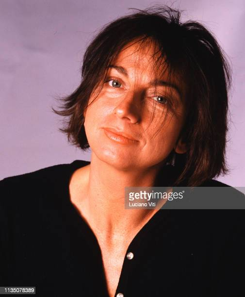 Italian singersongwriter Gianna Nannini Rome Italy 1993