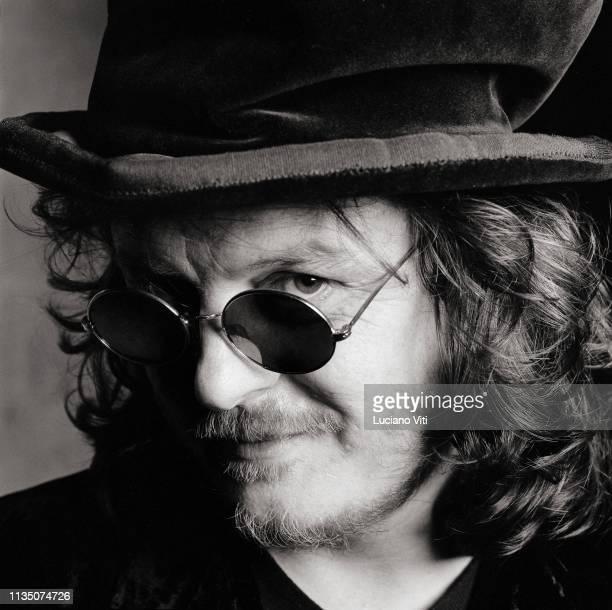 Italian singersongwriter Zucchero Fornaciari Rome Italy 1994