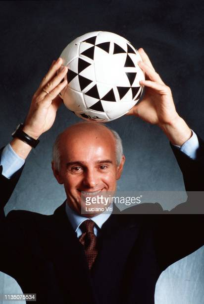 Italian soccer player Arrigo Sacchi Rome Italy circa 1990