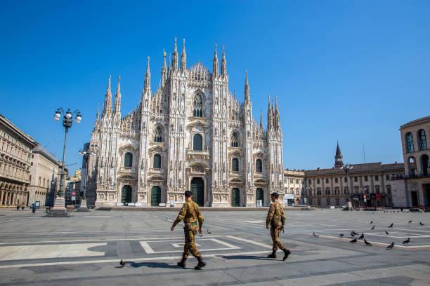 ITA: Italy Weighs Easing Coronavirus Curbs
