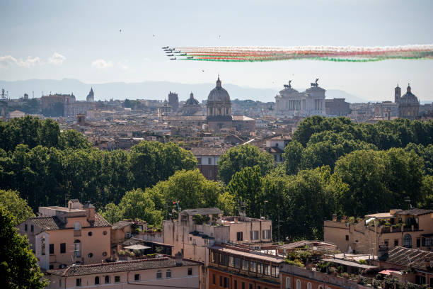 ITA: June 2nd Republic Day Celebrations In Italy