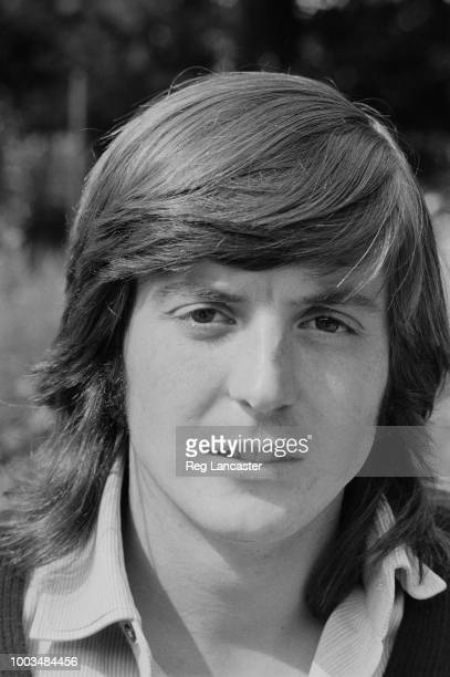 Italian tennis player Adriano Panatta UK 18th September 1973