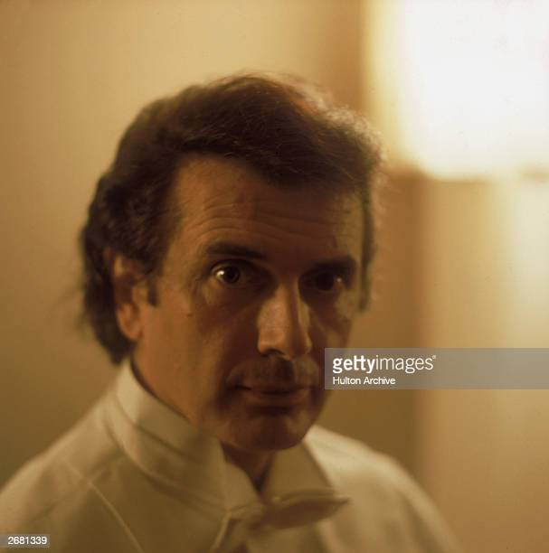 Italian tenor opera singer Franco Corelli dressed for a performance, 9th October 1973.
