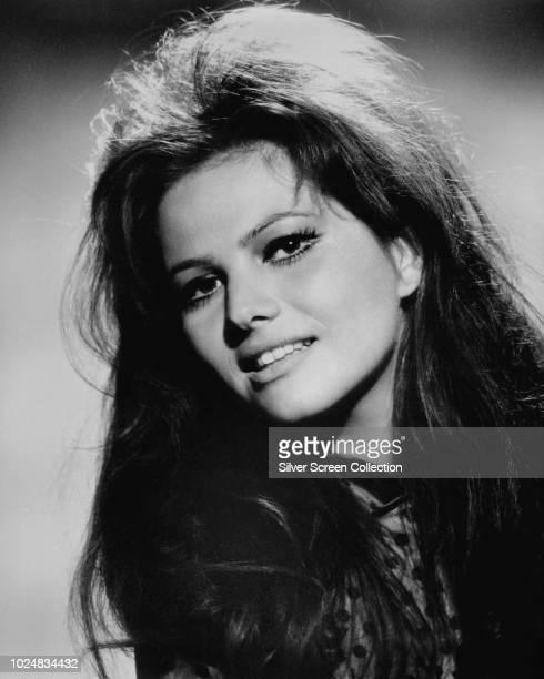 Italian Tunisian actress Claudia Cardinale circa 1960