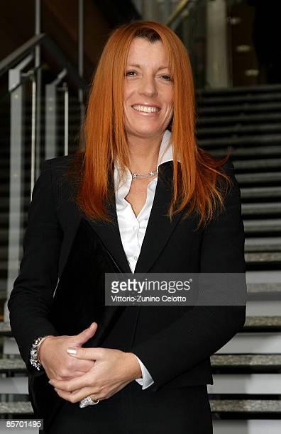 Italian undersecretary of Tourism Michela Vittoria Brambilla attends 'Altagamma: scenari 2009' press conference on March 30, 2009 in Milan, Italy....