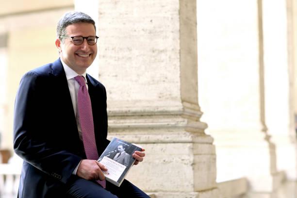ITA: Ignazio Ingrao New Book Presentation