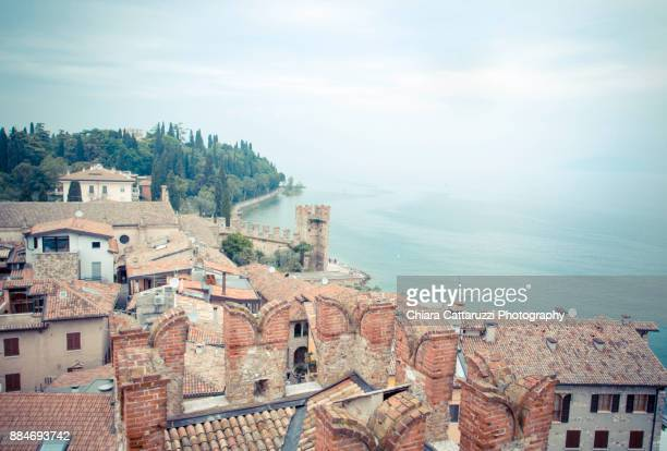 Italian village on the Garda lake
