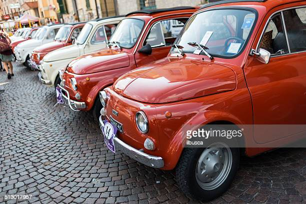 Italian vintage cars