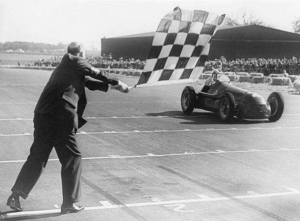 UNS: F1's First Ever Grand Prix: From The Archives