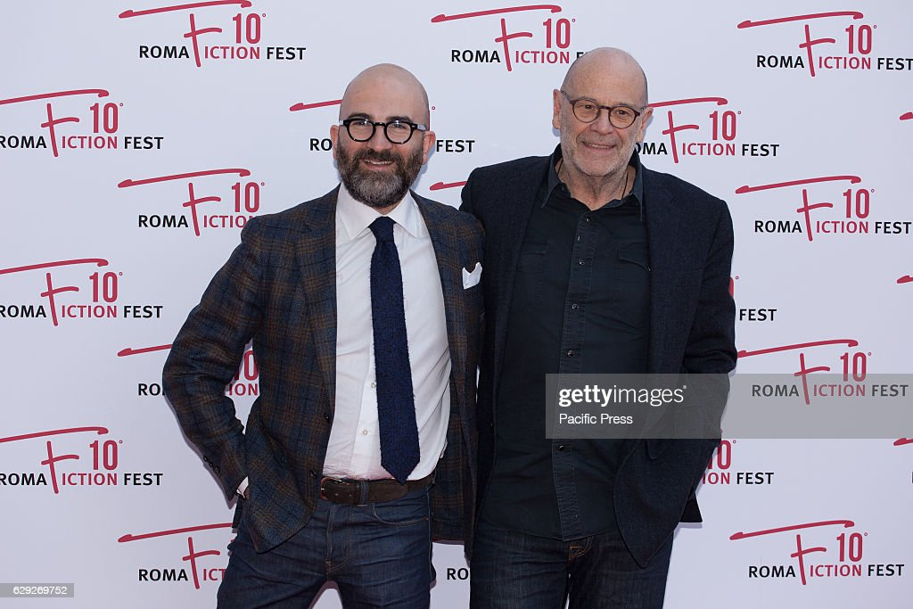 'Maigret' Red Carpet At Rome Fiction Fest 2016 : News Photo