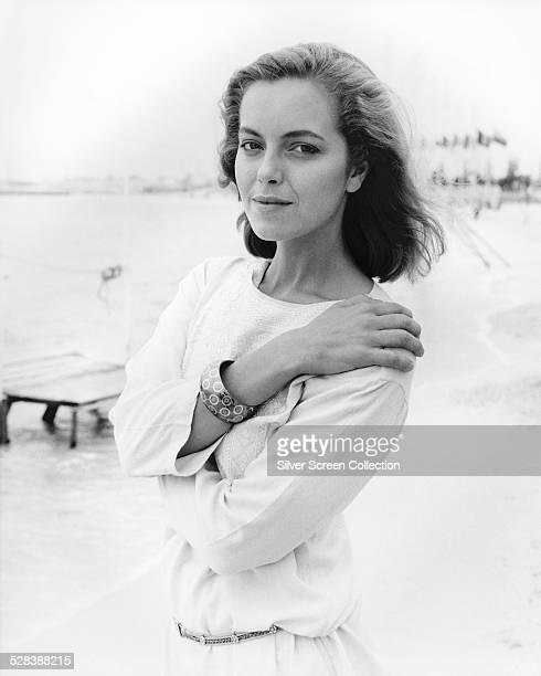 ItalianAustralian actress Greta Scacchi circa 1990
