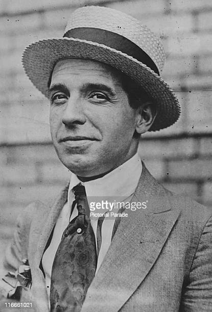Italianborn American swindler Charles Ponzi circa 1920 Ponzi served 14 years in jail after the 1920 collapse of his fraudulent investment scheme...