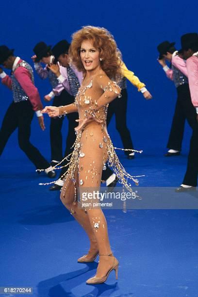 Italianborn French Singer and Actress Dalida