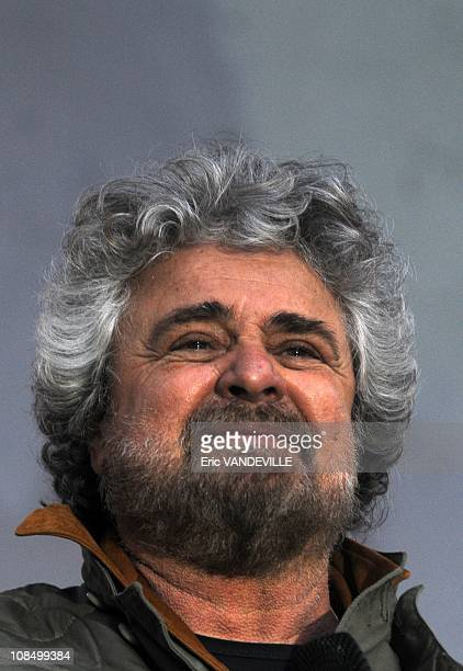 Italians will go to the polls for legislative elections on April 1314 2008 General election in Italy meeting in Rome of Beppe Grillo a popular...
