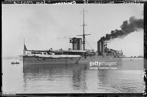 Italie Marine Croiseur 'San Marco'/Meme type que San Giorgio between 1900 and 1919