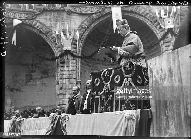 Italie/Cardinal Granito di Belmonte, between 1900 and 1919.