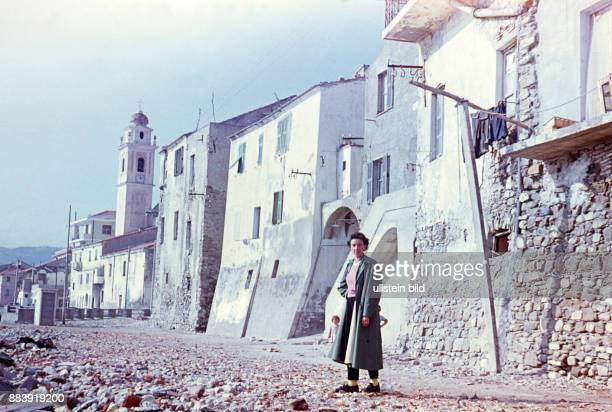 Italien ca 1969 Porto Santo Stefano