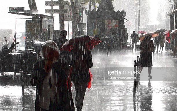 Italiens Rain