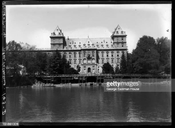 Italie-Turin Palais Valentine, between 1900 and 1919.