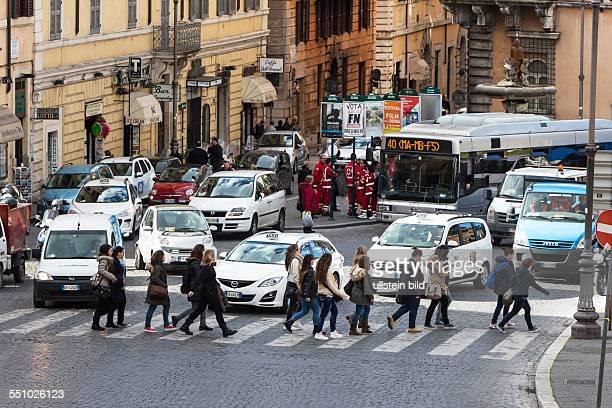Italkien, Rom, Straßenverkehr