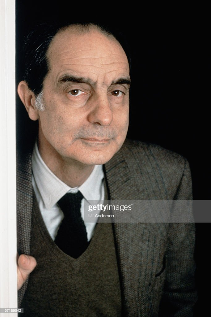 Ulf Andersen Archive - Italo Calvino : News Photo