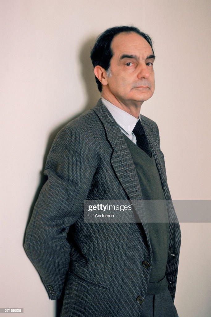 Ulf Andersen Archive - Italo Calvino : News Photo