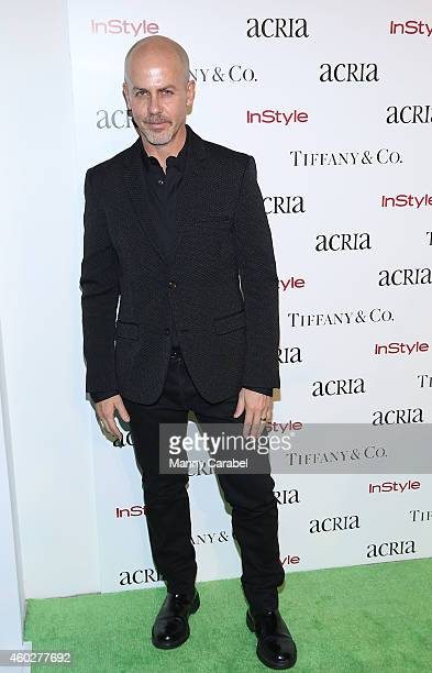 "Italo Zucchelli attends ACRIA's 19th Annual ""Holiday Dinner"" Benefit at Skylight Modern on December 10, 2014 in New York City."