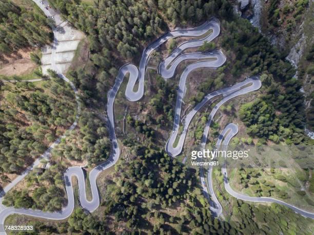 Italy, Alto Adige, Dolomites, Passo del Maloggia