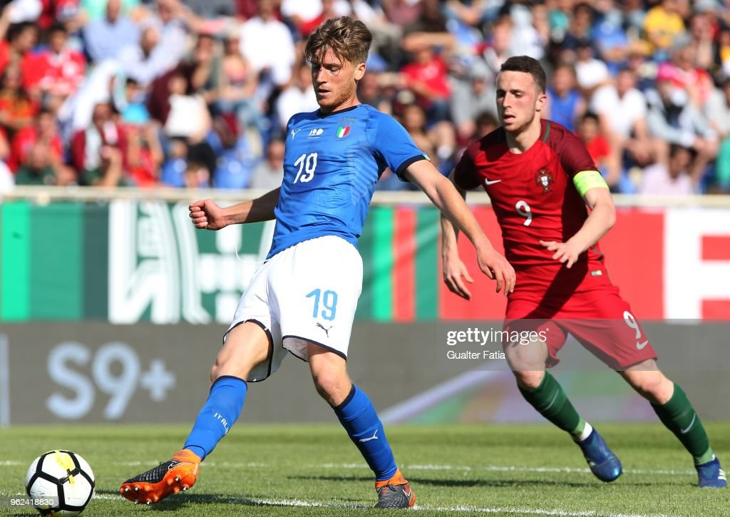 Portugal U21 v Italy U21 - International Friendly