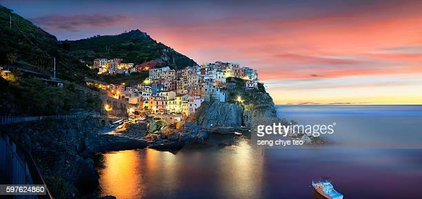 Italy - Cinque Terre Manarola