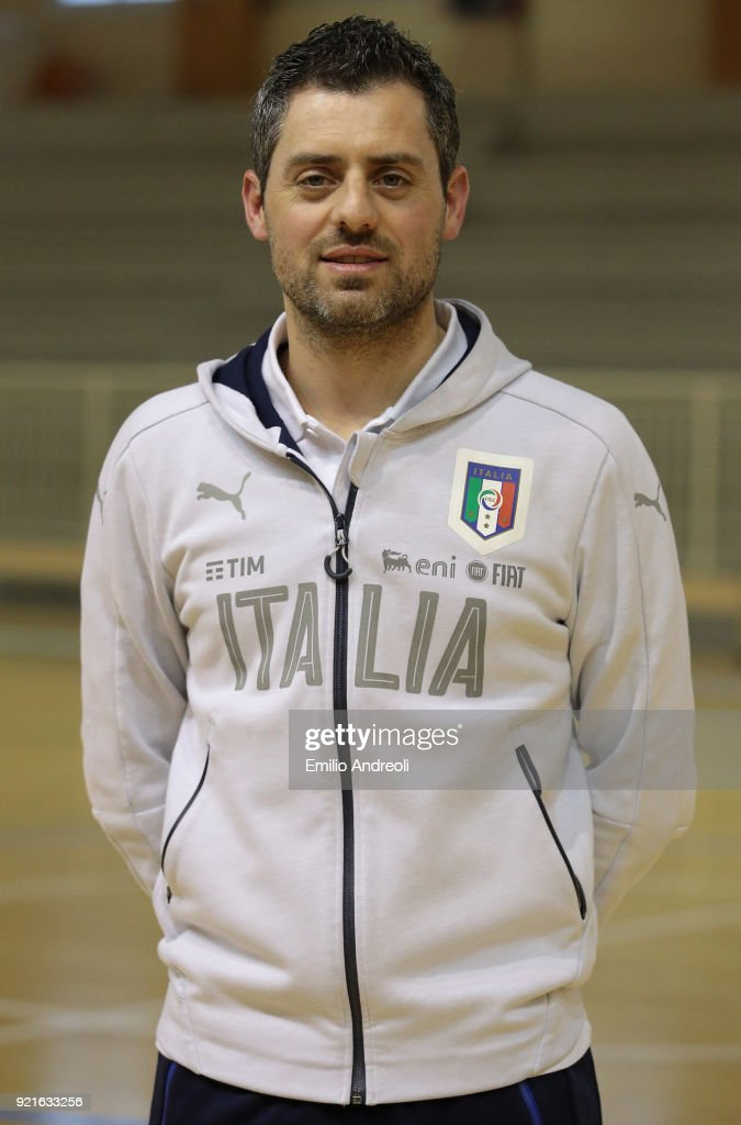 Italy U19 v Serbia U19 - Futsal International Friendly : Foto di attualità