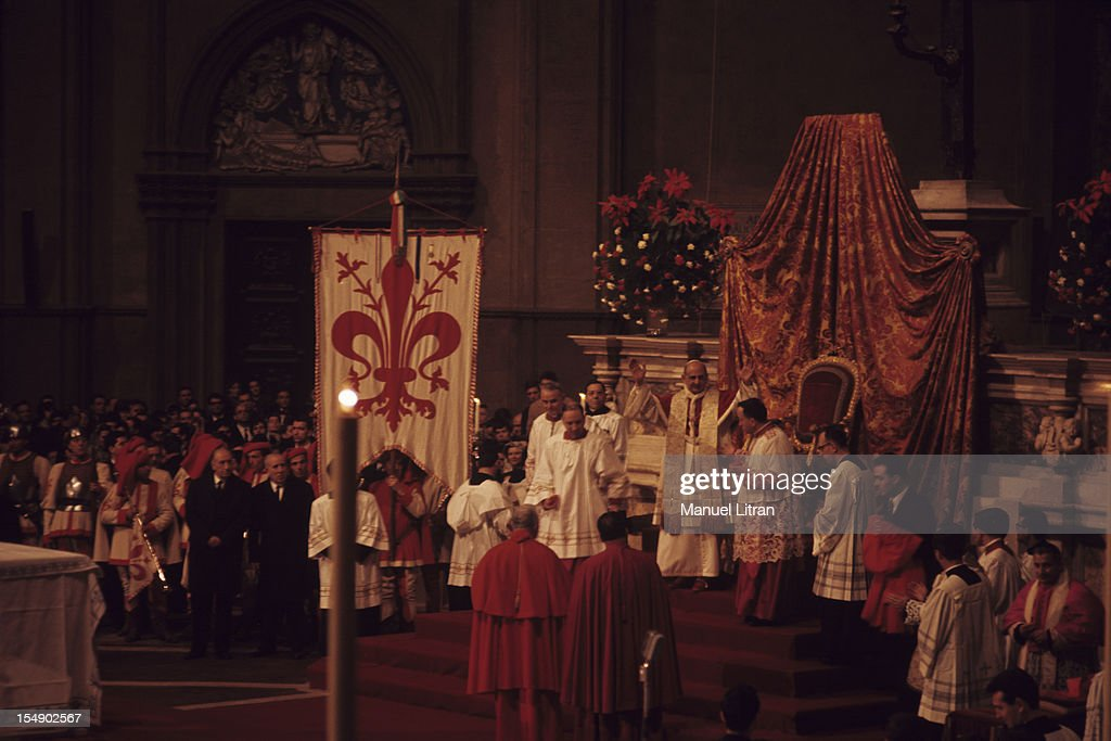 italy december 24 1966 pope paul vi chose to celebrate christmas mass in - How Does Italy Celebrate Christmas