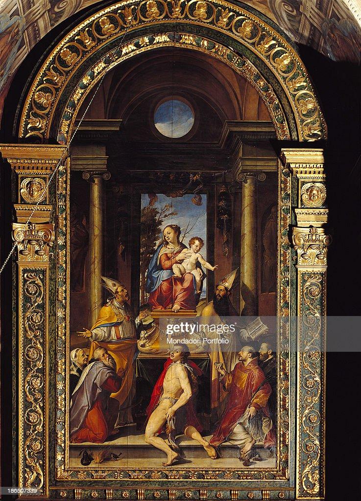 https://media.gettyimages.com/photos/italy-emilia-romagna-bologna-church-of-san-giacomo-maggiore-chapel-picture-id186507339