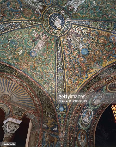 Italy Emilia Romagna Region mosaic in Basilica of San Vitale