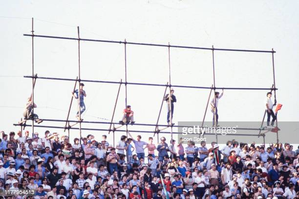 Italy fans during the Euro 1980 match between England and Italy at Delle Alpi Stadium Turin Italy on June 15th 1980 Icon Sport