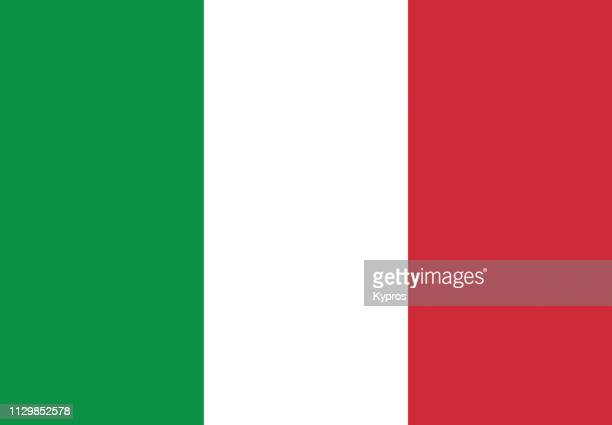 italy flag - italie photos et images de collection