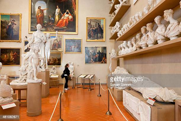 Italy, Florence, Accademia di Belle Arti