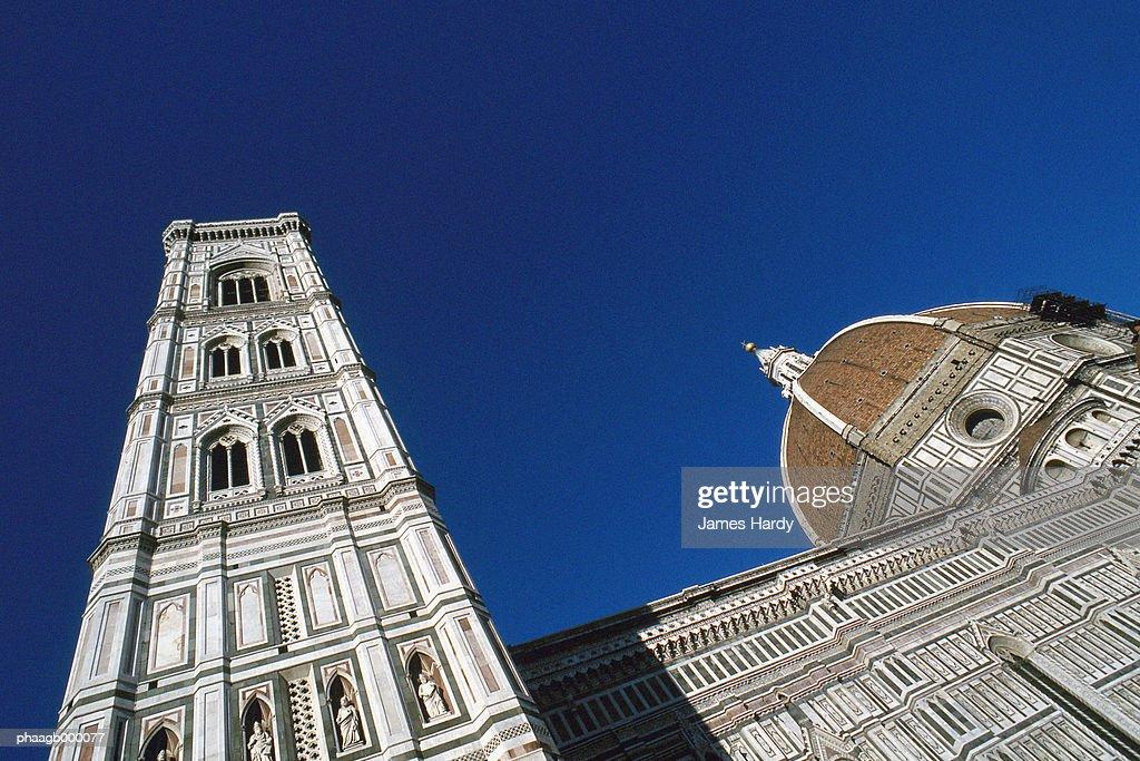 Italy, Florence, Duomo and Campanile : Stockfoto