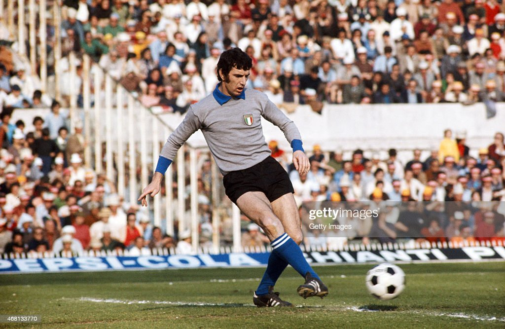 Dino Zoff Italy Goalkeeper : News Photo