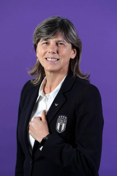 GBR: UEFA Women's EURO 2022 Final Draw - Coaches and Ambassadors Portraits