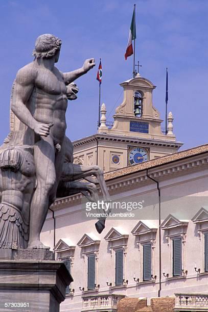 Italy, Lazio, Rome, Quirinale Palace.