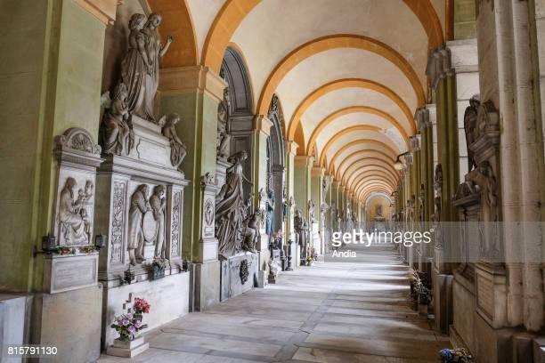 Genoa Monumental Cemetery of Staglieno